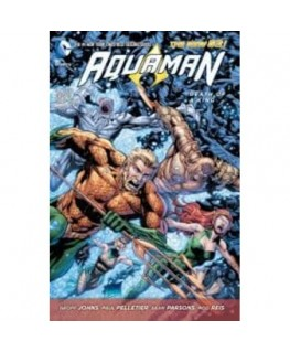 Aquaman Volume 4: Death of a King