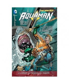 Aquaman Vol. 5: Sea of Storms