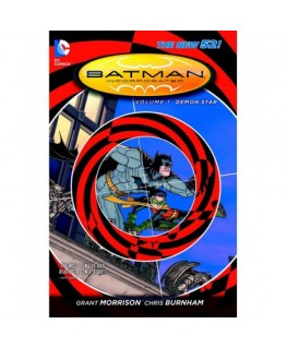 Batman Incorporated Vol. 1: Demon Star - The New 52