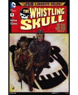 JSA Liberty Files: The Whistling Skull n 6