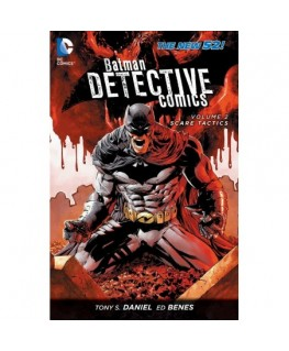 Batman: Detective Comics Vol. 2: Scare Tactics - The New 52