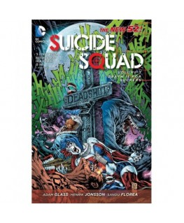 Suicide Squad Vol. 3: Death is for Suckers - The New 52