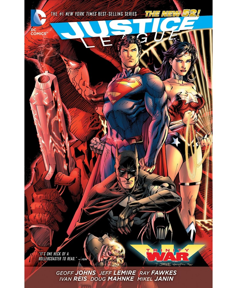 Justice League: Trinity War - New 52