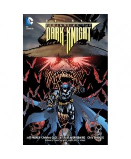 Batman: Legends of the Dark Knight Vol. 2