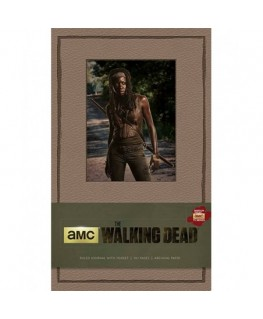 The Walking Dead Hardcover Ruled Journal - Walkers - Insights Journals