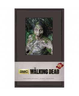 The Walking Dead Hardcover Ruled Journal - Walkers -Insights Journals