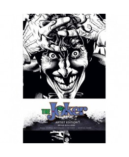 DC Comics: The Joker Hardcover Ruled Journal: Artist Edition: Brian Bolland