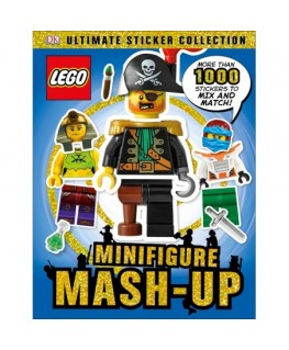Ultimate Sticker Collection: LEGO Minifigure: Mash-up - Ultimate Sticker Collections