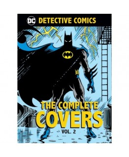 Detective comics: the complete covers vol. 2
