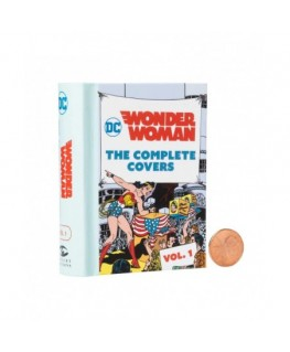 Wonder woman: the complete covers vol. 1