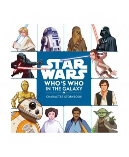 Star wars whos who in the galaxy