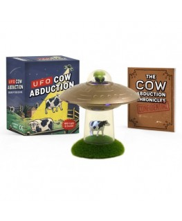 Ufo cow abduction: beam up your bovine with light and sound