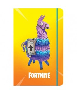 Fortnite official: softcover ruled journal