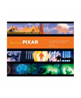 Art of pixar: 25th anniv: the complete color scripts and select art...