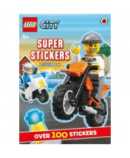 LEGO CITY: Super Stickers Activity Book