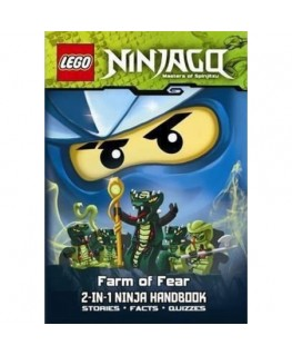 LEGO Ninjago 2-in-1 Ninja Handbook: Nothing in the Dark/Farm of Fear