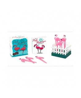 Pink Flamingo Gift Set
