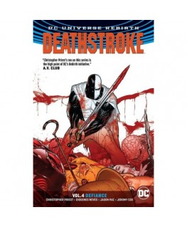 Deathstroke Vol. 4 (Rebirth)