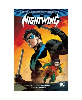Nightwing: The Rebirth Deluxe Edition Book 2