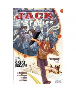 Jack Of Fables: Vol 01 Nearly Great Escape