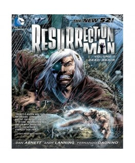 Comic resurrection man vol 1