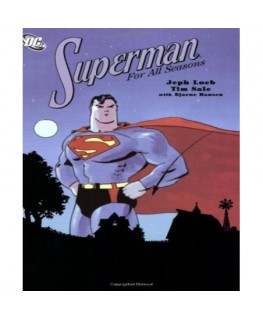Comic superman for all seasons