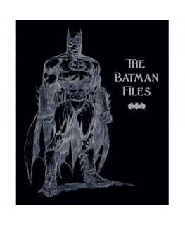 Batman files the