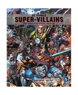 Super villains the complete visual history