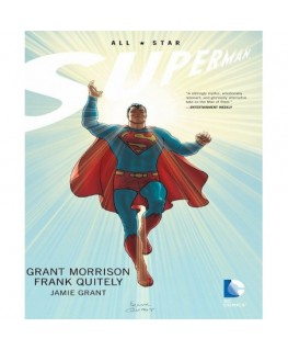 Comic all star superman