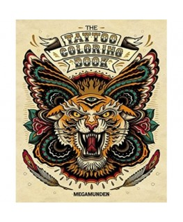 Tatto coloring book