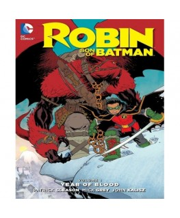 Robin son of batman volume 1