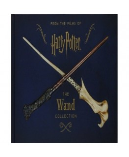Harry potter the wand collection (book)