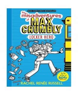 Misadventures of max crumbly 1 locker hero