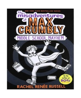 Misadventures of max crumbly 2 middle school mayhem
