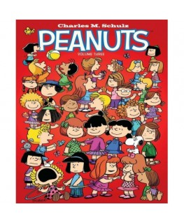 Peanuts volume three