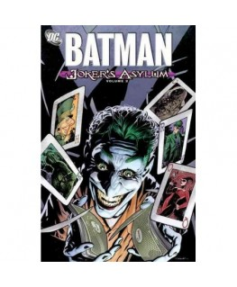 Batman Jokers Asylum Vol. 02