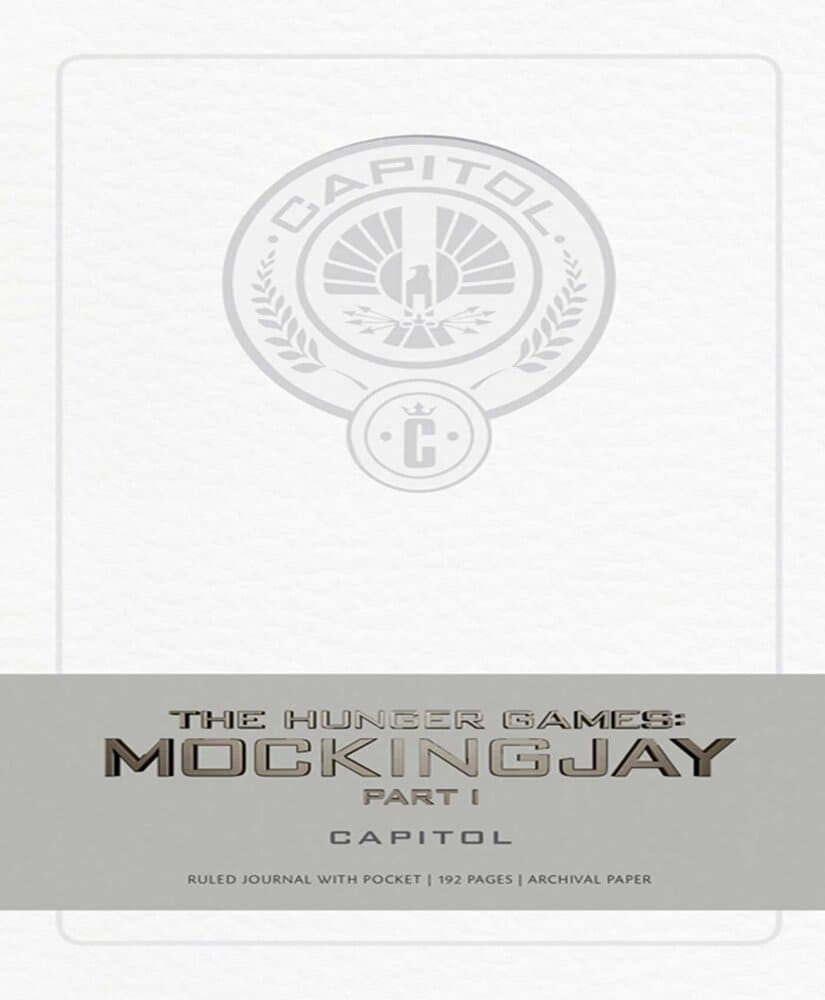 Journal hunger games capitol