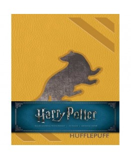 Journal harry potter hufflepuff