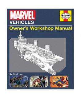 Marvel vehicles owners workshop manual