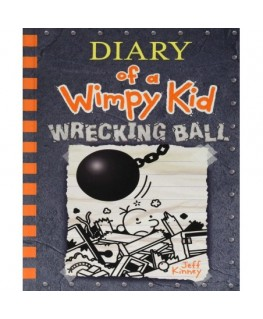 Wrecking ball diary of a wimpy kid book 14