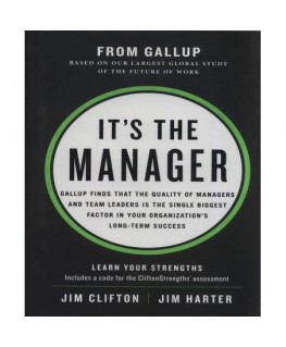 It's the manager gallup finds the quality of managers