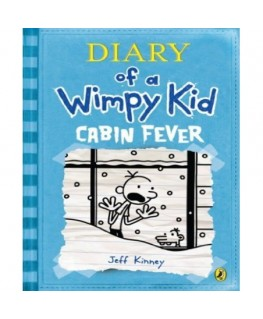 Diary of a wimpy kid cabin fever vol 6