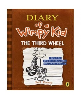 Diary of a wimpy kid the third wheel vol 7