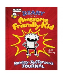 Diary of an awesome friendly kid rowley