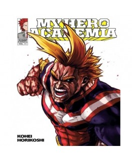 My hero academia vol 11