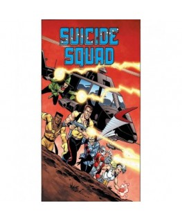 Comic Suicide Squad Trial By Fire