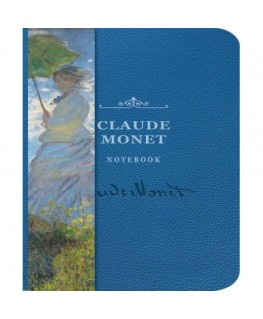 Monet Notebook The