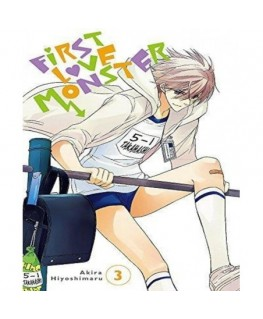 First Love Monster Vol 3