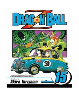 Dragon Ball Z Vol 15