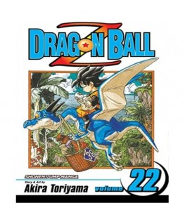 Dragon Ball Z Vol 22